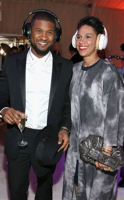 Exclusive Details Usher To Wed Fiancee Tameka Foster On Saturday by Usher Is Engaged To Grace Miguel Check Out