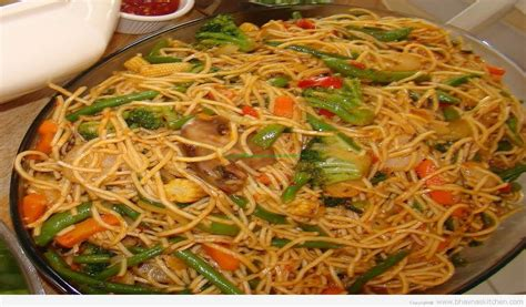 b h vegetables vegetable chow mein hakka noodles welcome