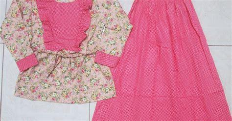 Gamis Anak Labella Pink No 17 grosir baju gamis labella gamis murni