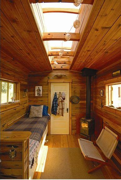 micro homes interior charming microhomes built with salvaged heritage lumber treehugger
