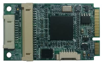 All In One Mini Pc Mpx 3900 Industrial Board Fujitech commell mpx 2213 pci express mini card supports ieee1394a 1394b