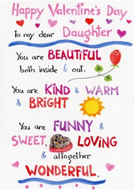 valentines day poems for daughters happy valentines day to my quotes images 2017