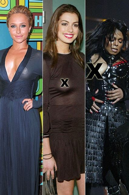 Janet Jackson Wardrobe Malfunction On Purpose well helloooooooo hathaway tara and janet