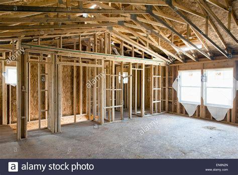 framing interior basement walls interior wall framing construction of a craftsman style