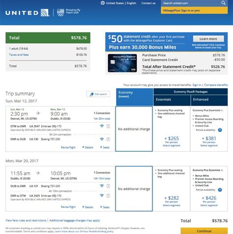 united airlines booking 527 579 detroit to dublin into 2017 r t fly com