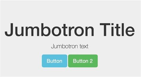 bootstrap tutorial jumbotron tutorials archives bootstrapbay