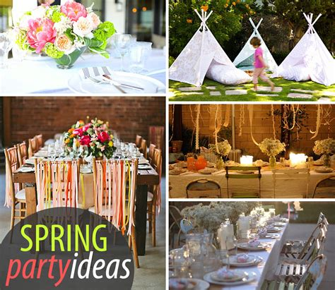 Barn Animal Party Supplies 20 Colorful Spring Party Ideas