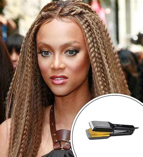 popular crinkle hairstyles crimping iron find your perfect curling iron no matter