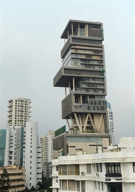 the billion dollar home of mukesh ambani therichest