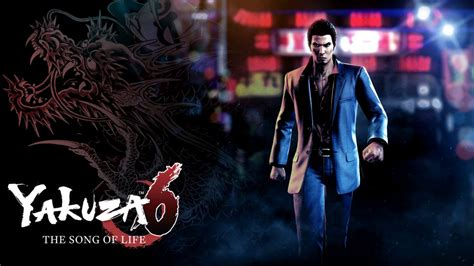 Ps4 Yakuza 6 The Song Of Limited Artbook Edition R3 Asia recensione yakuza 6 the song of playstation 4 smartworld