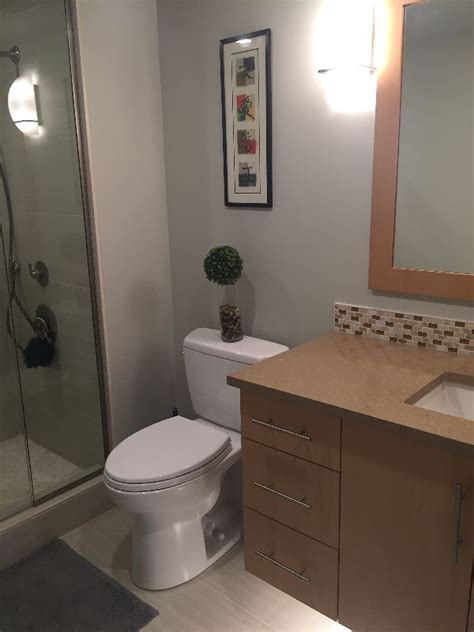 halifax bathrooms dartmouth condo owners enjoy stunning renovation