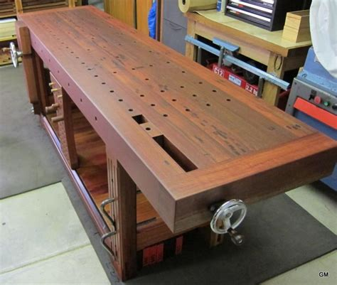 make a woodworking bench groggy s roubo workbench page 16 talkfestool