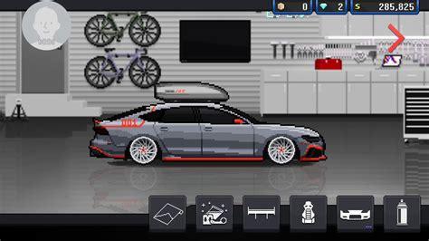 pixel car racer pixel car racer audi s7