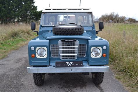 land rover series 3 88 quot station wagon early exle tax