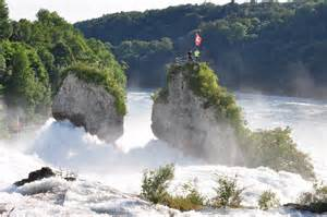 Rheinfall famous places to visit