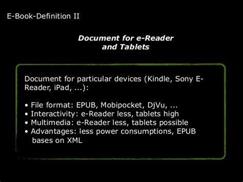 Epub Format Advantages | potential of epub3 for digital textbooks in higher education