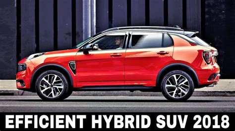 hybrid suvs 10 in hybrid suvs with most efficient engines 2018