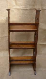 arts and crafts bookcase arts and crafts bookcase in oak with copper panels