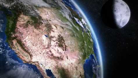 us map at from space usa new mexico state santa fe extruded on the