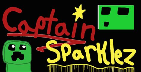 captainsparklez logo captainsparklez logo by purplelover7 on deviantart