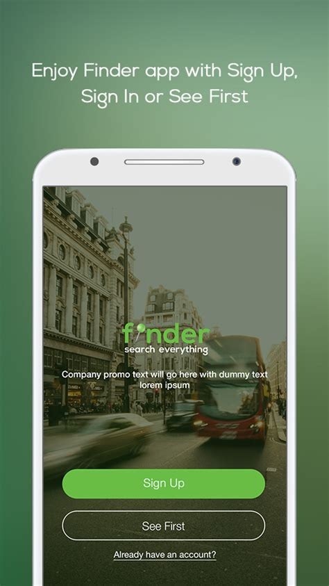 Finder Ios Directory App Template By Appifyxyz Codecanyon Directory App Template