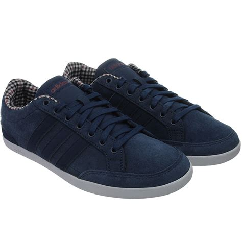 Adidas S Caflaire Sneakers adidas caflaire s sneakers suede blue casual shoes