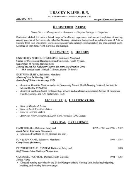 resume 10 bsc nursing biodata format nursing resume
