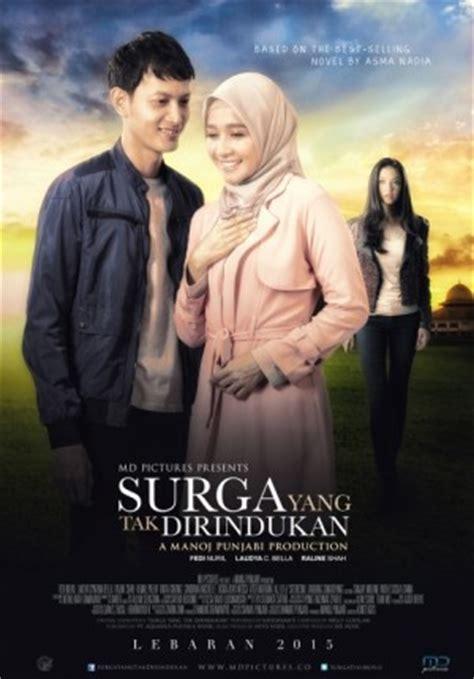 Buku Novel Surga Yang Tak Dirindukan Jilid 2 Karya Asma review surga yang tak dirindukan