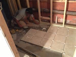 installing basement bathroom new basement bathroom installation washington twp nj