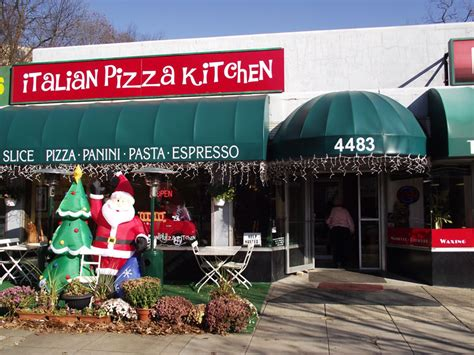 locations the italian pizza kitchen washington dc