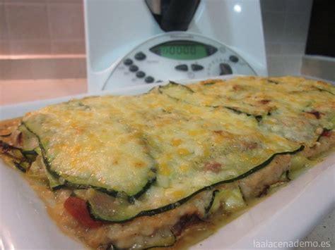 alacena vegetariana lasa 241 a de calabac 237 n con thermomix la alacena de mo