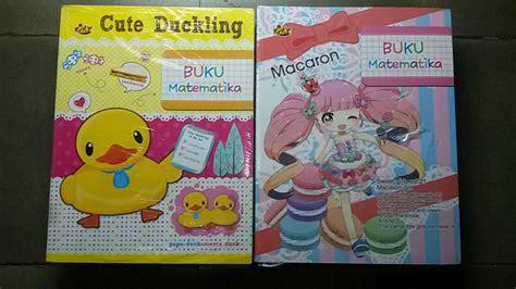 Buku Tulis Bx Kiky jual buku kotak matematika kiky isi 100 lembar han s stationery
