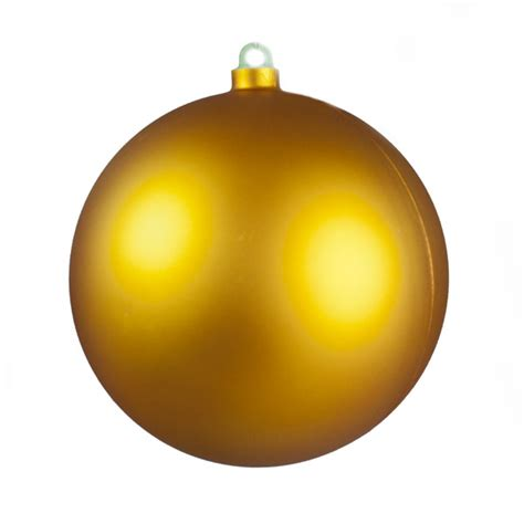 matt rose gold shatterproof bauble 400mm baubletimeuk