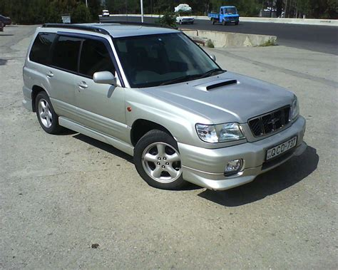 subaru forester 2000 280184 2000 subaru forester specs photos modification