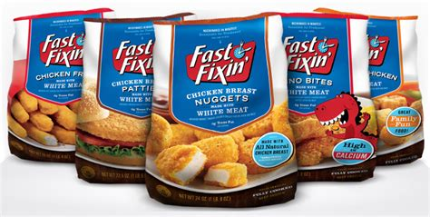 New $1.00/1 Fast Fixin Chicken Coupon   AddictedToSaving.com