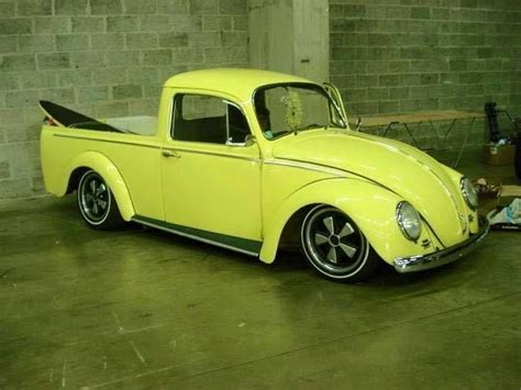 vw bug ute custom beetle ute volkswagen beetles ute