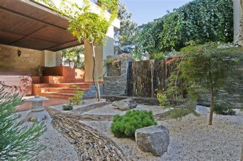 steingarten modern steingarten klein verschiedene steine modern nowaday garden
