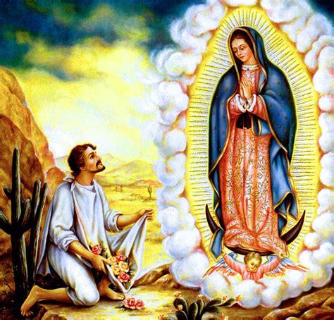 imagenes gracias virgen de guadalupe historia de la virgen de guadalupe 1531 legi 243 n mar 237 a