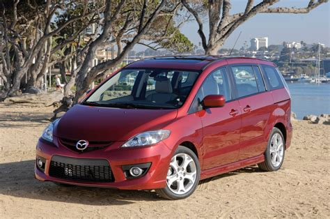 mazda new van mazda to unveil new 5 minivan next year autoevolution