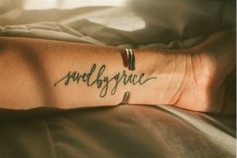 saved by grace tattoo best 25 initial tattoos ideas on