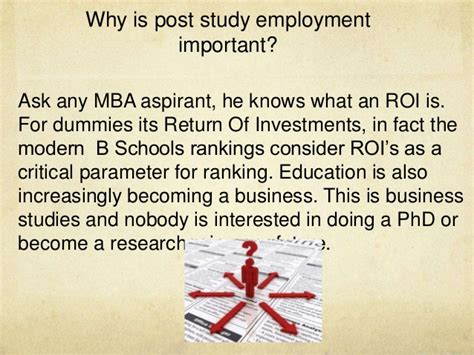 Mba Roi India by Why An Indian Mba Is Still A Choice Study