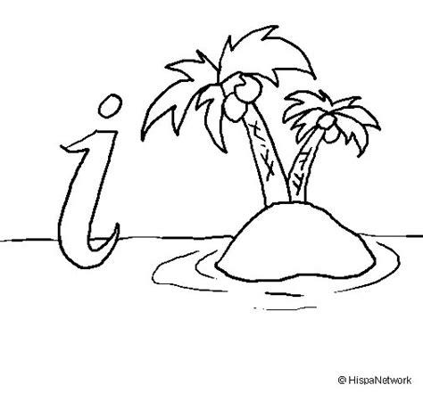 dibujos de islas para colorear dibujo de isla para colorear dibujos net