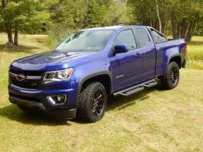 Chevrolet Z71 Chevrolet Unleashes The 2016 Colorado Z71 Trail