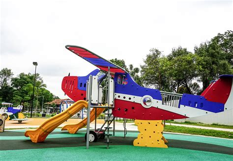 swing set singapore seletar aerospace park the oval umekids