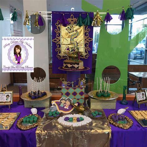 jasmine themed birthday party aladdin and princess jasmine birthday party ideas photo