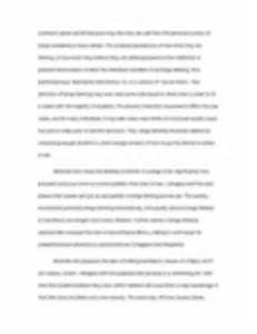 Ban Essay by The Ban Of On College Cus Response Essay Stefano Lonzano