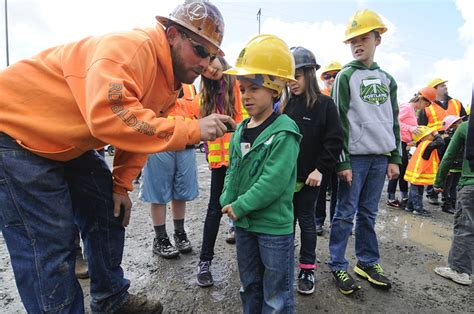 matt walsh walsh construction walsh construction co walsh take your child to work day