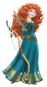 Merida with bow and arrows disney princess photo 35128065 fanpop