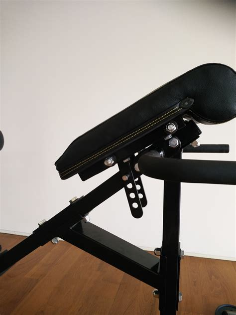 hyperextension bench for sale powertec in singapore hyperextension roman chair for