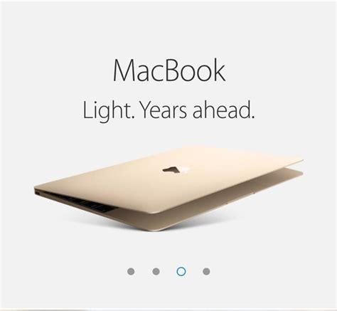 Macbook Light by Apple Is Light Years Ahead